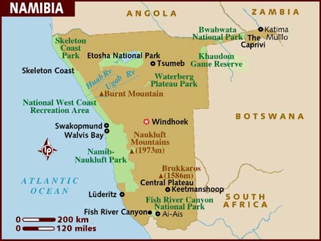map_of_namibia