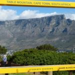 Table Mountain au Cap