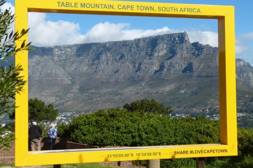 Table Mountain et le centre-ville – 1 jour